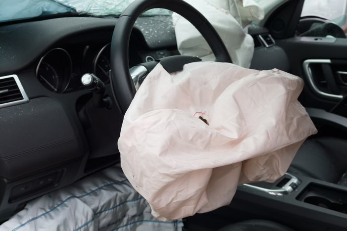 Many Cars Still Have Exploding Airbags