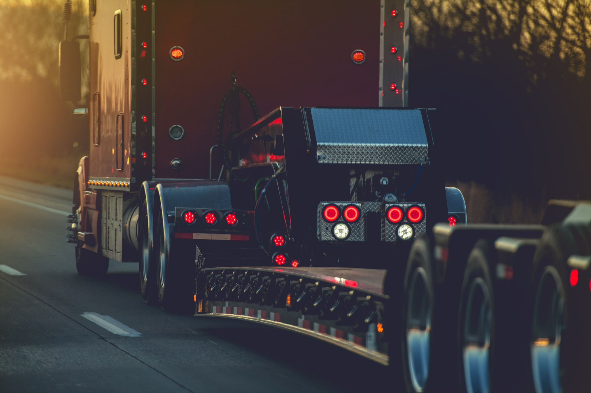 Tractor-Trailer Safety Rules