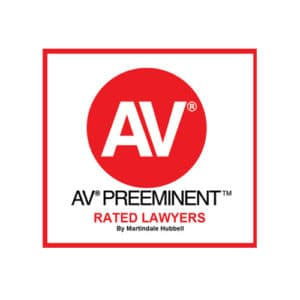 AV Preeminent Rated Lawyer Robert Greening