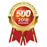 Top 500 Law Firm Award GreeningLaw